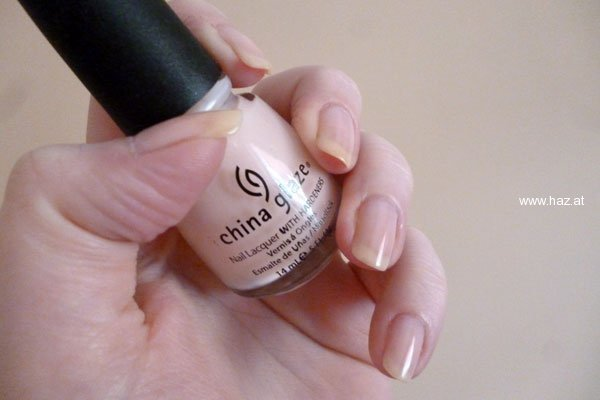 CHINA GLAZE inner beauty